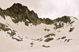 Cresta de Cap de Long. Pic Long (3.192 m). Macizo del Néouvielle