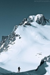 Montardo Petit (2.781 m). Val d'Aran