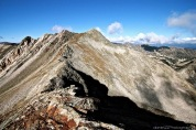 Pic de l'Infern (2.869 m). Pirineo Oriental